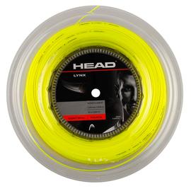 Теннисная струна Head Lynx 1.25 Желтый 200 метров