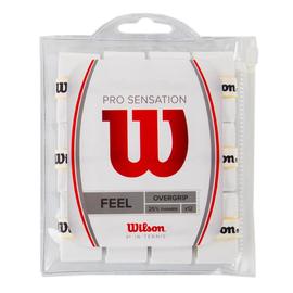 Намотка Wilson Pro Overgrip Sensation 12 White