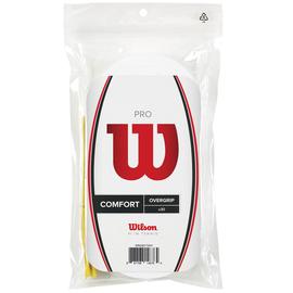 Намотка Wilson Pro Overgrip Белый 30 штук
