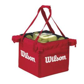 Сумка для корзины  Wilson Teaching Cart 150 Красная