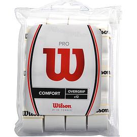 Намотка Wilson Pro Overgrip 12 White