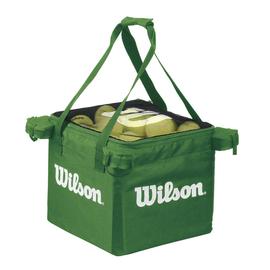 Сумка для корзины  Wilson Teaching Cart 150 Зеленая