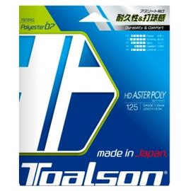Теннисная струна Toalson HD Aster Poly 1.25 Blue 12 метров