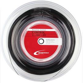 Теннисная струна Isospeed Baseline Control+Long Life Black 1.30 200 метров