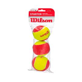 Теннисные мячи Wilson Starter Red Ball 3 мяча купить
