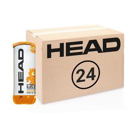 Теннисные мячи Head T.I.P Orange 72 мяча