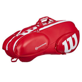 Сумка Wilson Pro Staff 15 Red/White