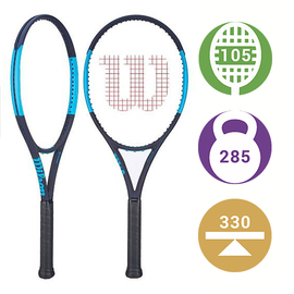 Теннисная ракетка Wilson Ultra 105S Countervail 2018