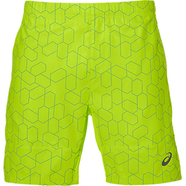 Шорты Ascis Club GPX Short 7'' Energy Green