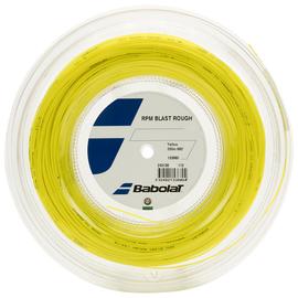 Теннисная струна Babolat RPM Rough Yellow 1.25 200 метров