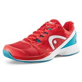 Детские теннисные кроссовки Head NZZZO (шнурки)