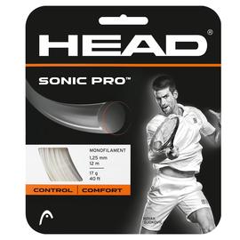 Теннисная струна  Head Sonic Pro Black 1.25 12 метров