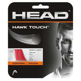 Теннисная струна Head Hawk Touch Red 1.25 12 метров