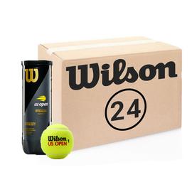 Теннисные мячи Wilson US Open 72 мяча (24 по 3 мяча) мяч турнира Большого шлема US Open 2020!