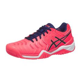 Теннисные кроссовки Asics Gel Resolution 7 Pink/Blue/White Women's Shoes