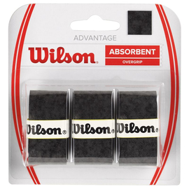 Намотка Wilson Advantage Overgrip Black