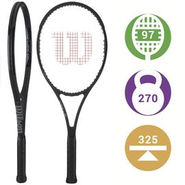 Теннисная ракетка Wilson Pro Staff 97 ULS Black 2020 (Вес: 270, Голова: 97)