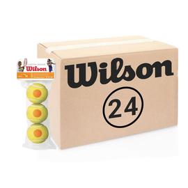 Детские теннисные мячи Wilson Starter Orange Ball 72 мяча