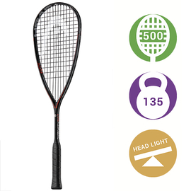 Ракетка для сквоша Head Graphene Touch Speed 135 Slimbody