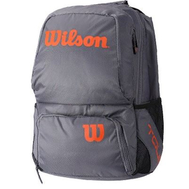 Рюкзак Wilson Tour V Medium Grey Orange