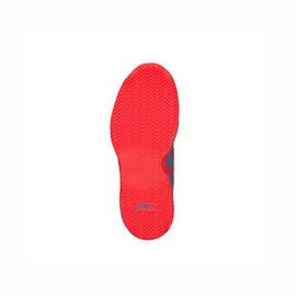 Детские теннисные кроссовки Asics Gel Resolution 7 Clay Blue/Orange