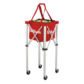 Корзина Wilson Tennis Teaching Cart 150 black
