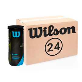 Теннисные мячи Wilson Tour Premier 72 мяча (24х3) премиальный мяч, старое название - Wilson AO