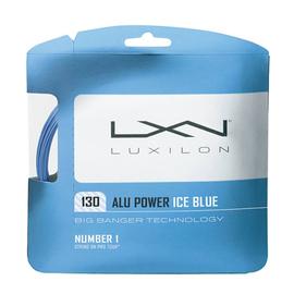 Теннисная струна Luxilon Alu Power Ice Blue 1.30 12 метров