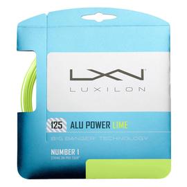 Теннисная струна Luxilon Alu Power Lime 1,25 12 метров