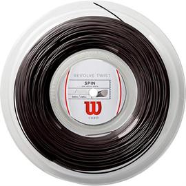 Теннисная струна Wilson Revolve Twist 1.3 Black 200 метров