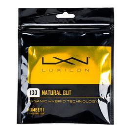 Теннисная струна Luxilon Natural Gut 1.3