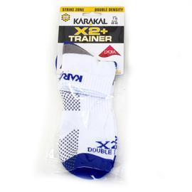 Носки Karakal X2-Trainer  Бело-синие