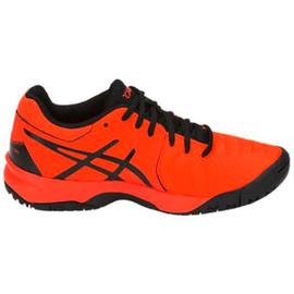 Детские теннисные кроссовки Asics Gel-Resolution 7 GS Tomato