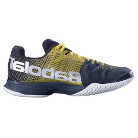 Теннисные кроссовки Babolat Jet Mach 2 All Court Black/Yellow