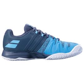 Теннисные кроссовки Babolat Propulse Blast W Clay Court Grey/Blue
