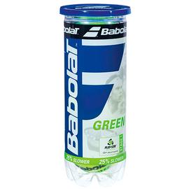 Теннисные мячи Babolat Green 3 мяча