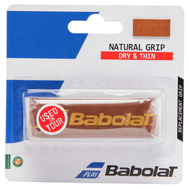 Намотка из натуральной кожи Babolat Natural Grip