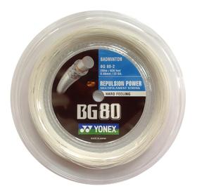 Фото <label itemprop='name'>Струна для бадминтона Yonex BG 80 200 метров</label>