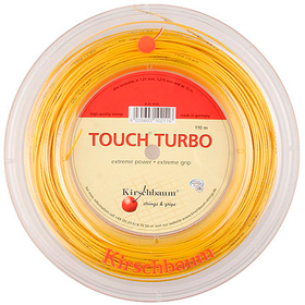 Теннисная струна Kirschbaum Touch Turbo 1,30 110 м
