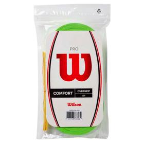 Намотка Wilson Pro Overgrip Зелёный 30 штук