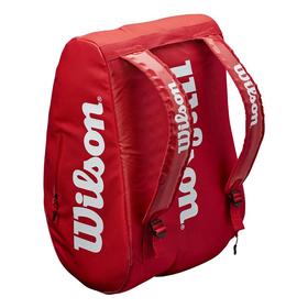 Сумка Wilson Padel Super Tour Red