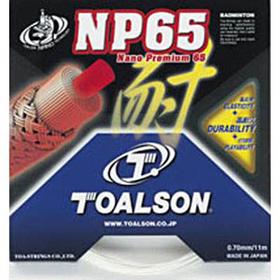 Струна для бадминтона Toalson Nano Premium 65 10 метров