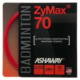 Фото <label itemprop='name'>Струна Ashaway ZYMAX® 70 Red 10 метров</label>