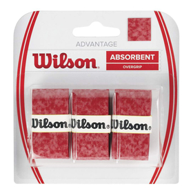 Намотка Wilson Advantage Overgrip Red