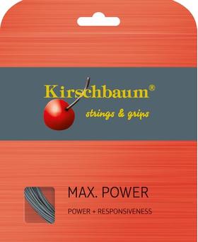 Теннисная струна Kirschbaum Max Power 1.30 12 метров