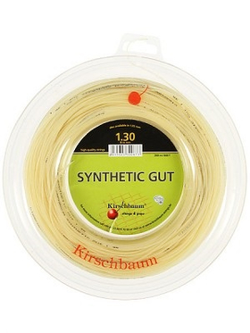 Теннисная струна Kirschbaum Synthetic Gut 1,30 200 м.